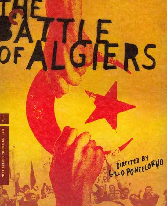 BATTLE OF ALGIERS BY PONTECORVO,GILLO (Blu-Ray)