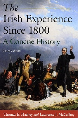 The Irish Experience Since 1800 By Hachey, Thomas E./ McCaffrey, Lawrence J.
